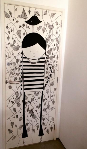 Pilco na porta